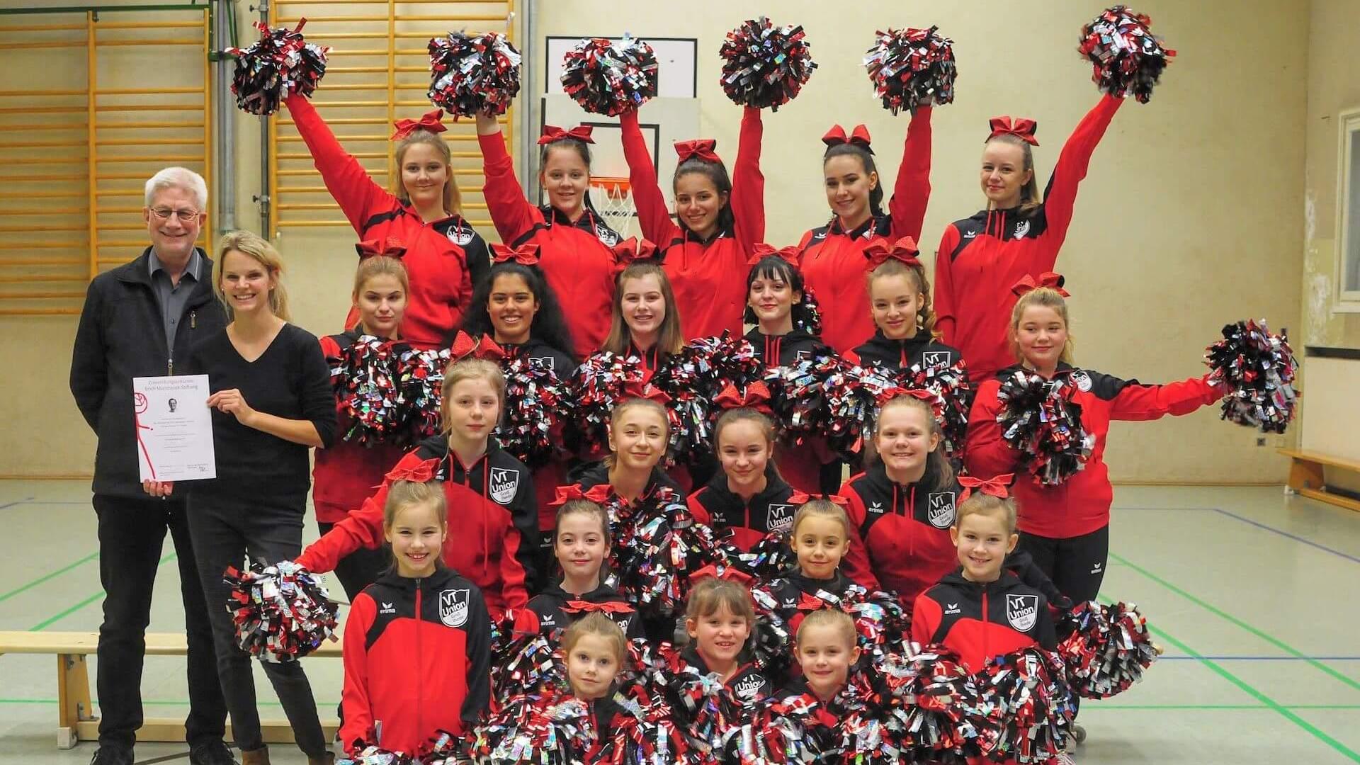 Cheerleader VT Union Groß Ilsede